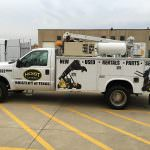 Work Truck Wrap